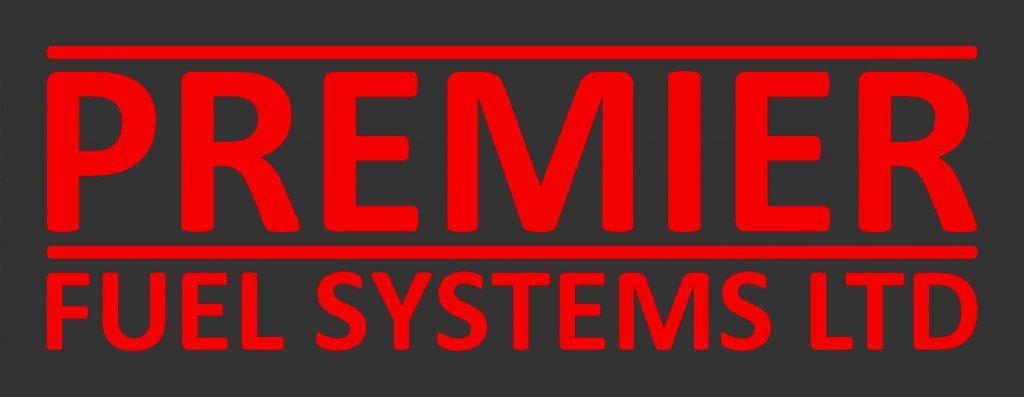 PFS Logo Red on 505050
