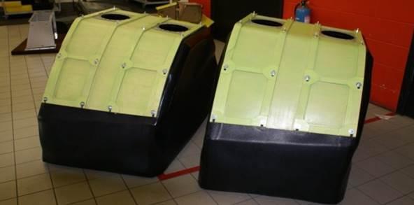 Aviation Fuel Tank
