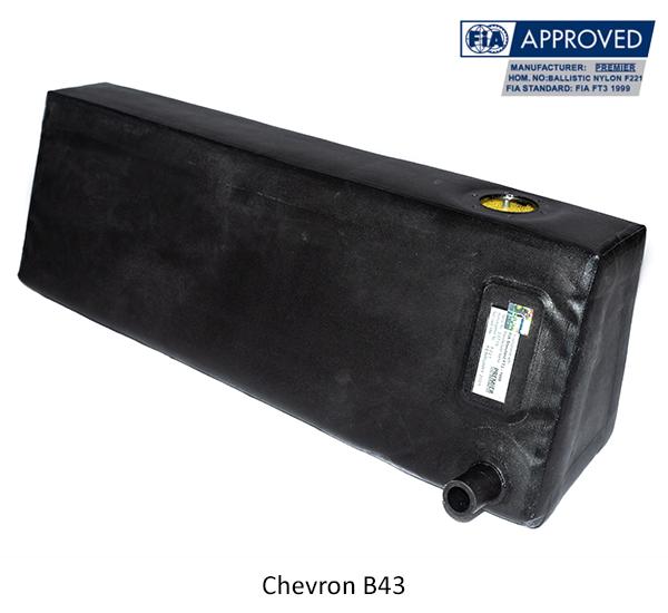 Chevron B43