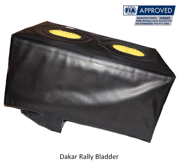 Dakar Rally Bladder