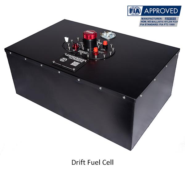 Drift Fuel Cell