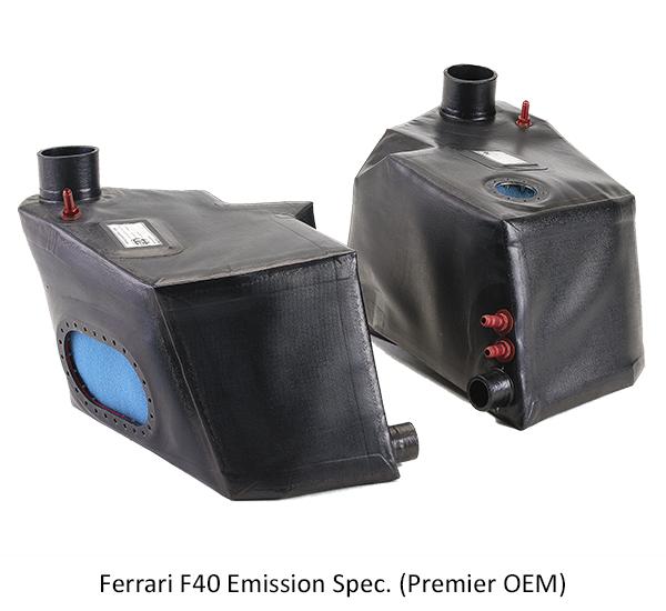 Ferrari F40 Emission Spec. (Premier OEM)