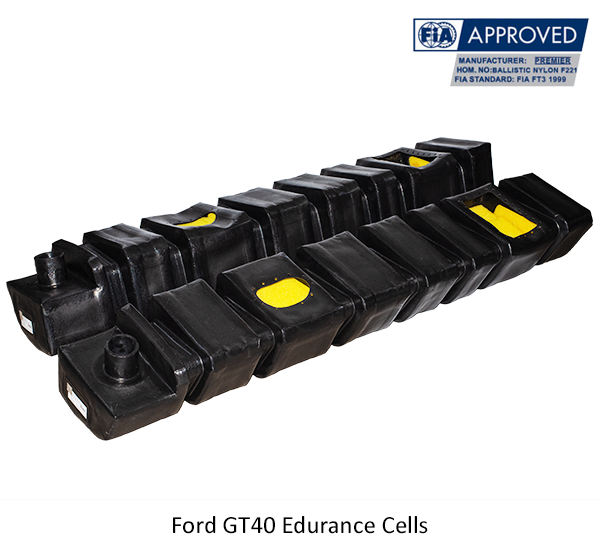 Ford GT40 Edurance Cells