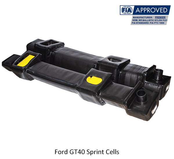 Ford GT40 Sprint Cells