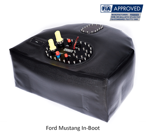 Ford Mustang In-Boot
