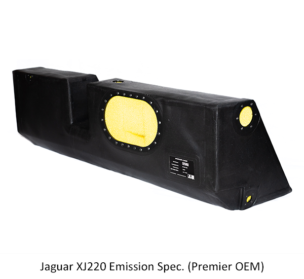 Jaguar XJ220 Emission Spec. (Premier OEM)