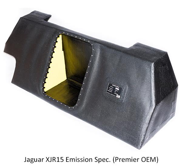 Jaguar XJR15 Emission Spec. (Premier OEM)