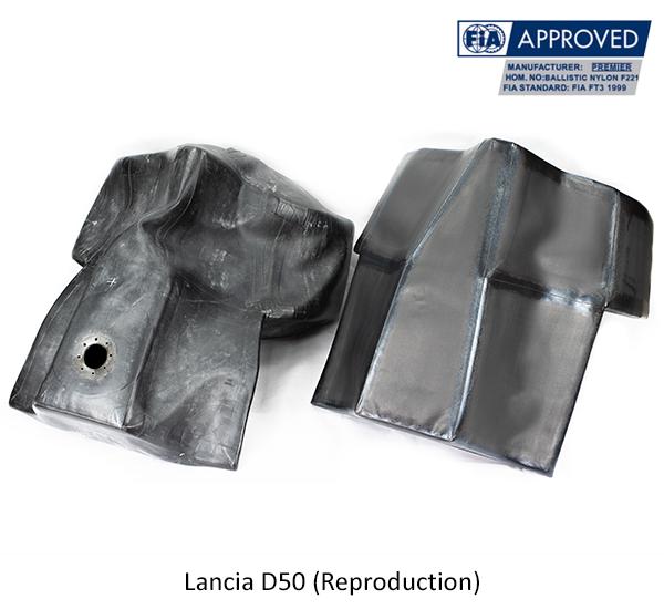 Lancia D50 (Reproduction)