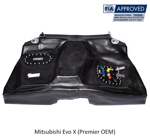 Mitsubishi Evo X (Premier OEM)
