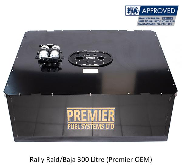 Rally Raid Baja 300 Litre (Premier OEM)