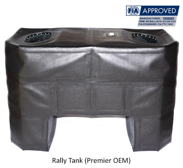 Rally Tank (Premier OEM)