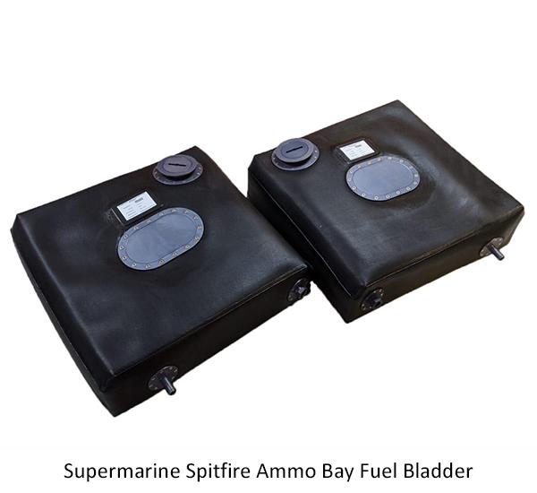 Supermarine Spitfire Ammo Bay Fuel Bladder