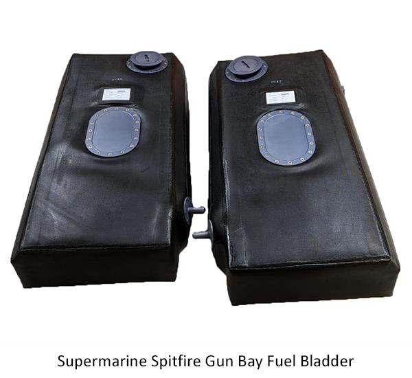 Supermarine Spitfire Gun Bay Fuel Bladder