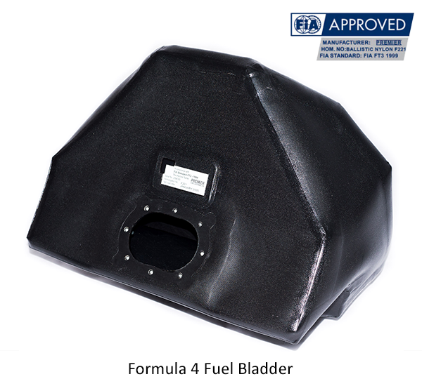 Tatuus Formula 4 Fuel Bladder