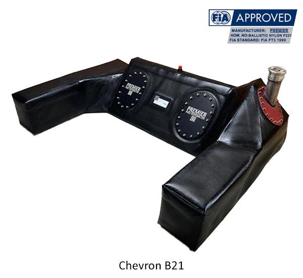 Chevron B21