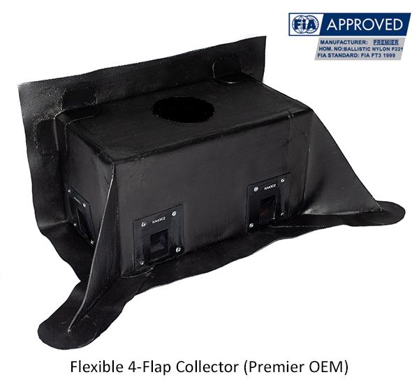 Flexible 4-Flap Collector (Premier OEM)