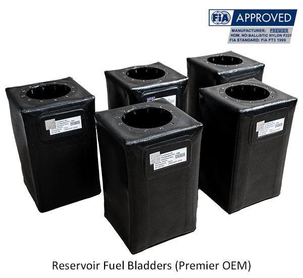 Reservoir Fuel Bladders (Premier OEM)