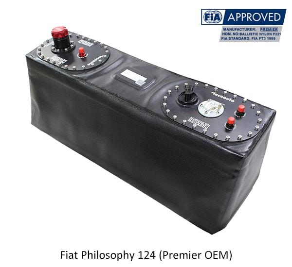 Fiat Philosophy 124 (Premier OEM)