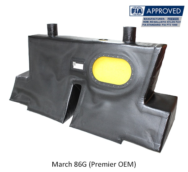March 86G (Premier OEM)