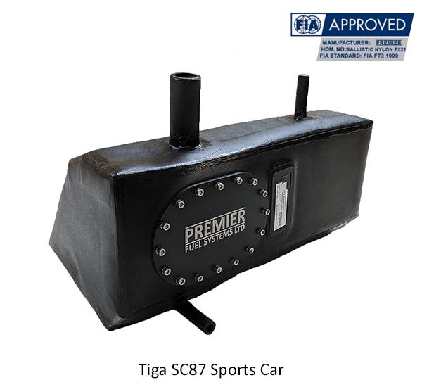 Tiga SC87 Sports Car