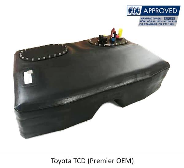 Toyota TCD (Premier OEM)