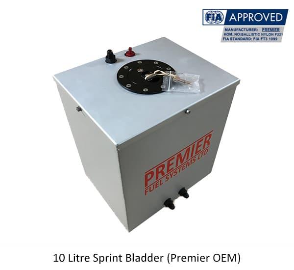 10 Litre Sprint Bladder (Premier OEM)