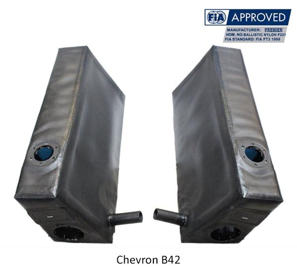 Chevron B42