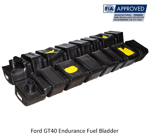 Ford GT40 Edurance Fuel Bladder