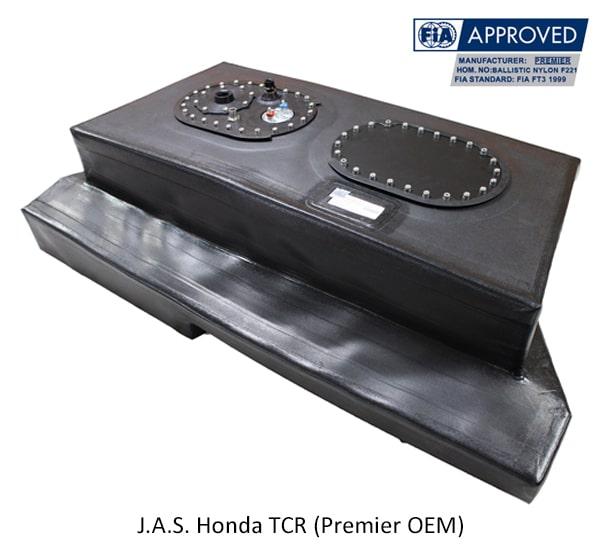 JAS Honda TCR (Premier OEM)