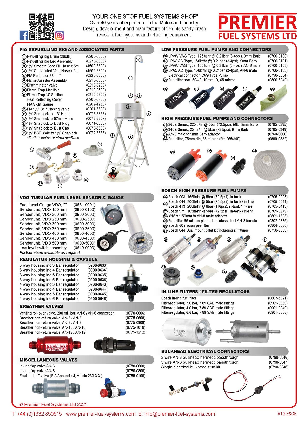 Premier Sales Sheet A3 10.5.4 Pg1